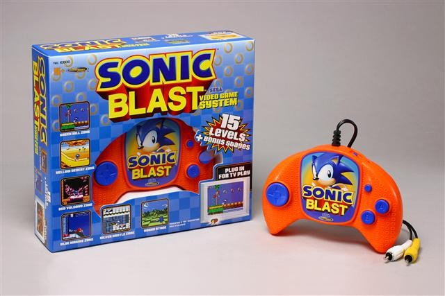 Sonic Blast Standalone Pnp - Dedicated Systems