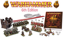 Warhammer fantasy 6th edition starter box set empire vs. Orcs no.